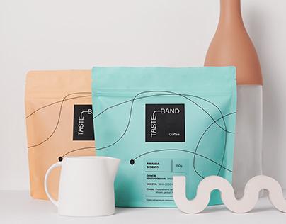 Taste Band coffee