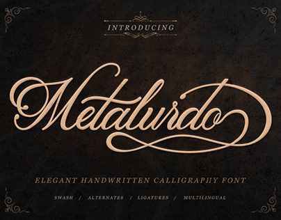 Sarodime Font (Free Download) on Behance