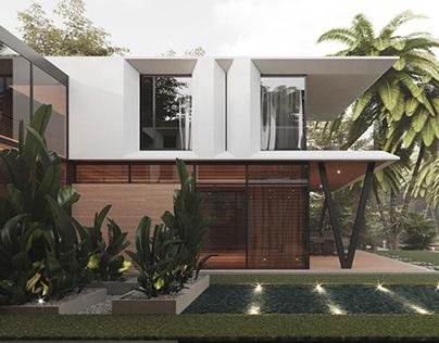 Miami dwelling