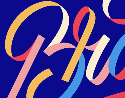 Lettering collection 2020 — Part 1