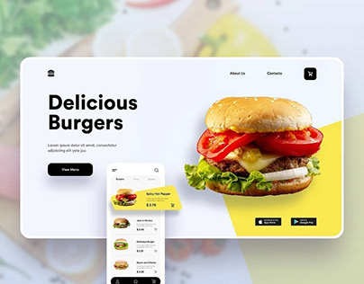 Website Designs and Landing Pages