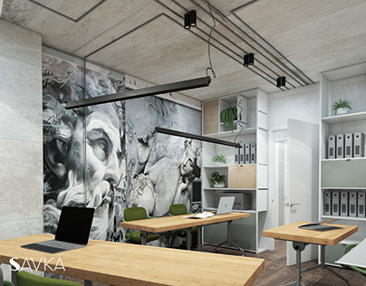 SMART OFFICE interior design