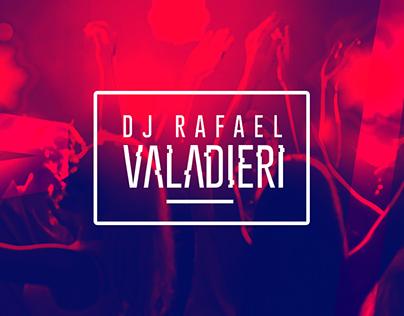 DJ Rafael Valadieri | Identidade Visual