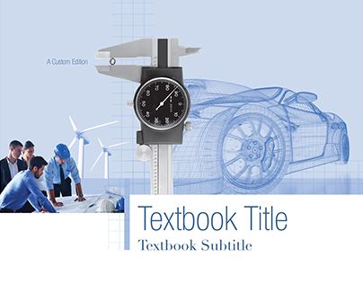 Engineering Book Cover Template (2015 Masterwork)