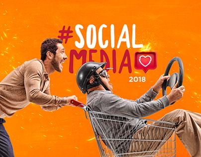 Social Media | Dipelnet 2018