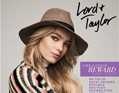 Lord & Taylor Thanksgiving Preview Catalogue