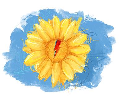 Shelli's Sunflower