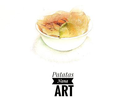 PATATAS NANA ART