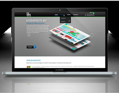 Design for web studio