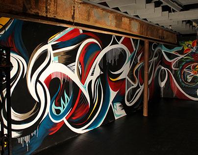 """Street Art Jungle"""