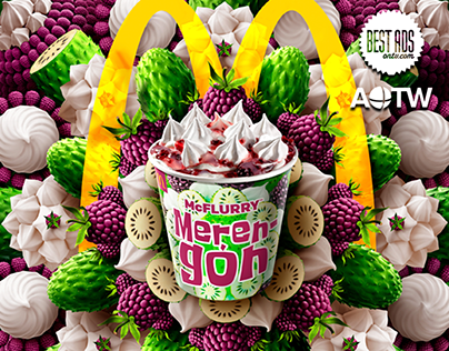 McFlurry Merengón / McDonald's