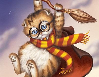 Geeky Pet - Pop Culture Pet Portraits