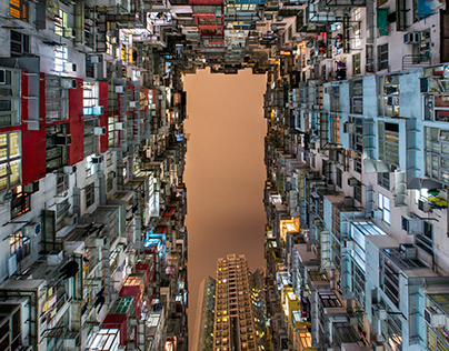Hong Kong - TOGETHERNESS