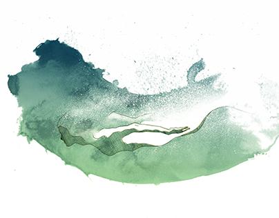 Illustration - H.C.Andersen - Little Mermaid