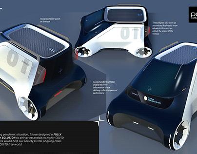 Polestar Design contest 2021