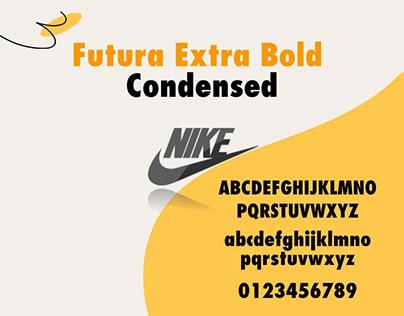 The Logo Font Of Nike (Nike Font)