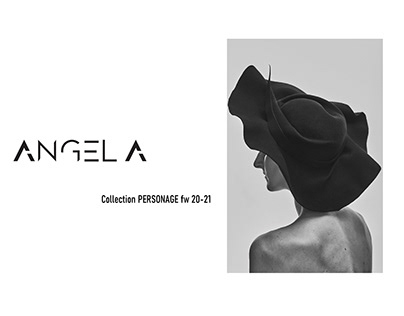 ANGEL A // Collection PERSONAGE fw 20-21