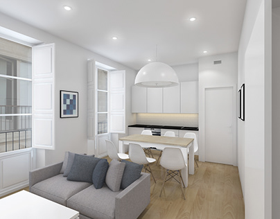 Interior design Cádiz | 01