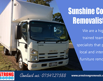 Sunshine Coast Removalist|https://armstrongremovals.com