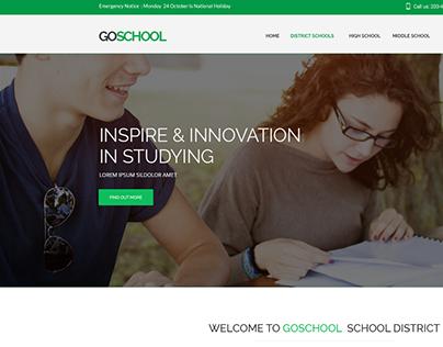 Goschool - School District