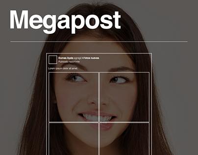 Freebies: Facebook Megapost Template