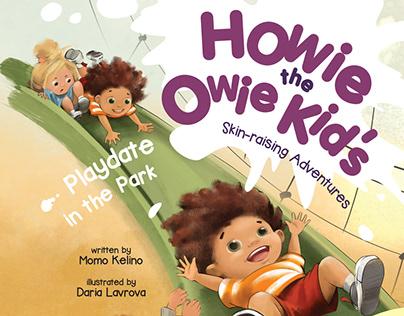 children's book Howie the Owie