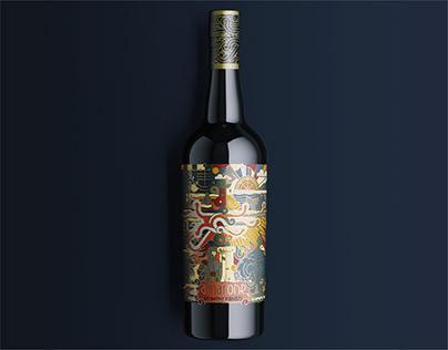 Amarone Wine Label