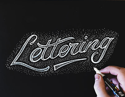 Weekend Lettering