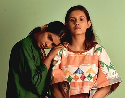 Tyaag : A Pattu Weave Collection