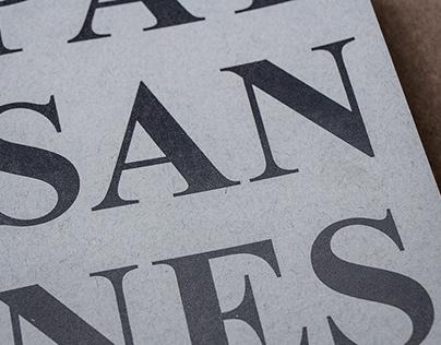 Paysannes - editorial design
