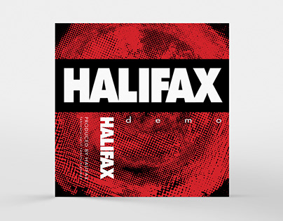 """Halifax """"demo"""" cover"""