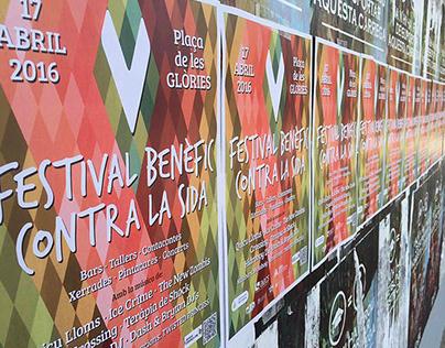 V Festival Benéfic contra la SIDA