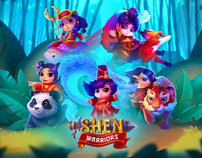 Shen Warriors