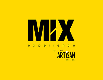 The Artisan Drinks CO. ' MIX Experience'