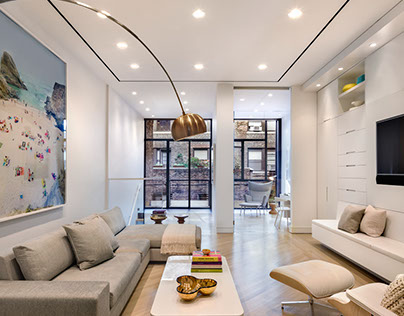Upper West Side Townhouse NYC