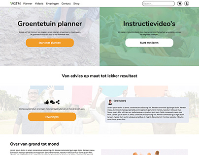 Website, VGTM