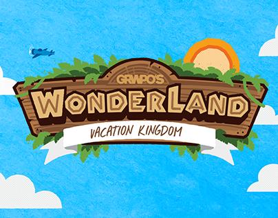 Grupo W - Wonderland Map