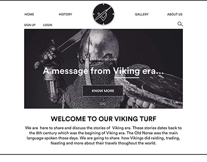 VIKING stories