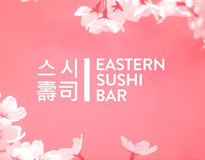 EASTERN SUSHI BAR - rebrand