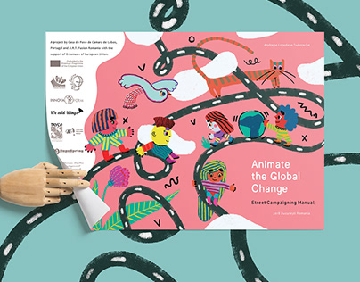 Animate the Global Change