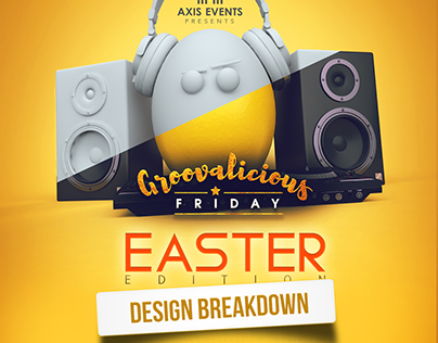 POSTER DESIGN 'Easter Edition'