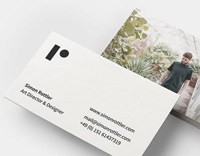 Simon Rottler – Branding