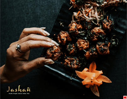Jashan Restaurant-Social Media Posts