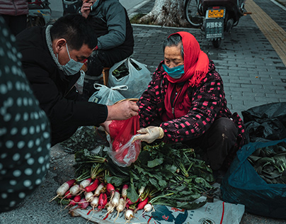 Street Photography China 2019-nCoV