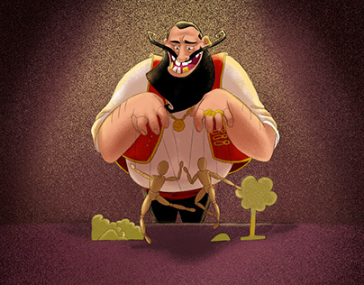 Character design - Pinocchio