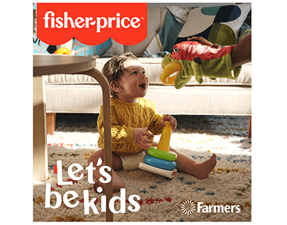 Fisher-Price Poster