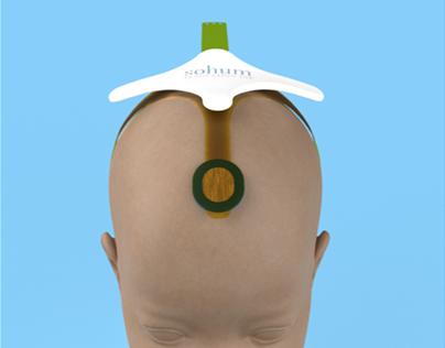 Sohum Newborn Hearing Screening Band