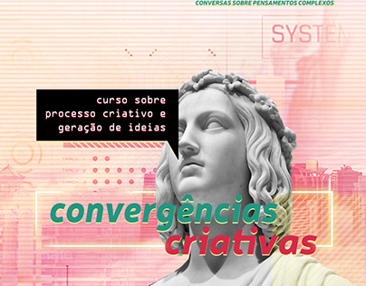 Campanha Digital | Curso Convergências Criativas