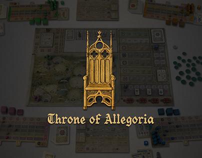 Throne of Allegoria: The Queen's Edition