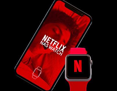 Netflix NAS Watch